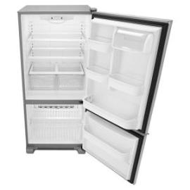 Amana ABB1921BRM Bottom Freezer Refrigerator