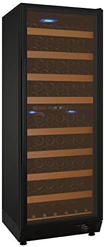 Allavino 99 Bottle, Dual Zone Wine Refrigerator