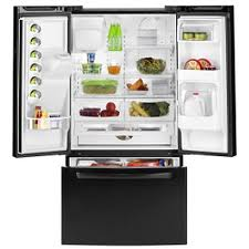 Amana AFI2538AEB Black French Door Refrigerator