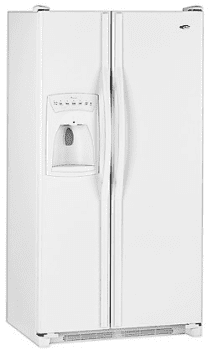 Amana ACD2234HRW Side by Side Refrigerator