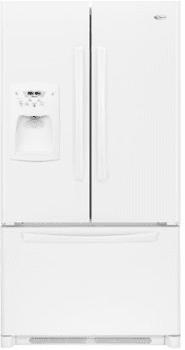 Amana AFI2538AEB Black French Door Refrigerator