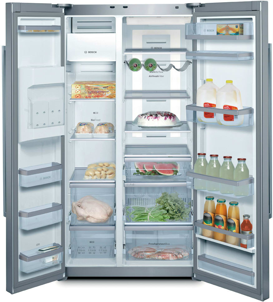 Bosch Side By Side Refrigerator Reviews
