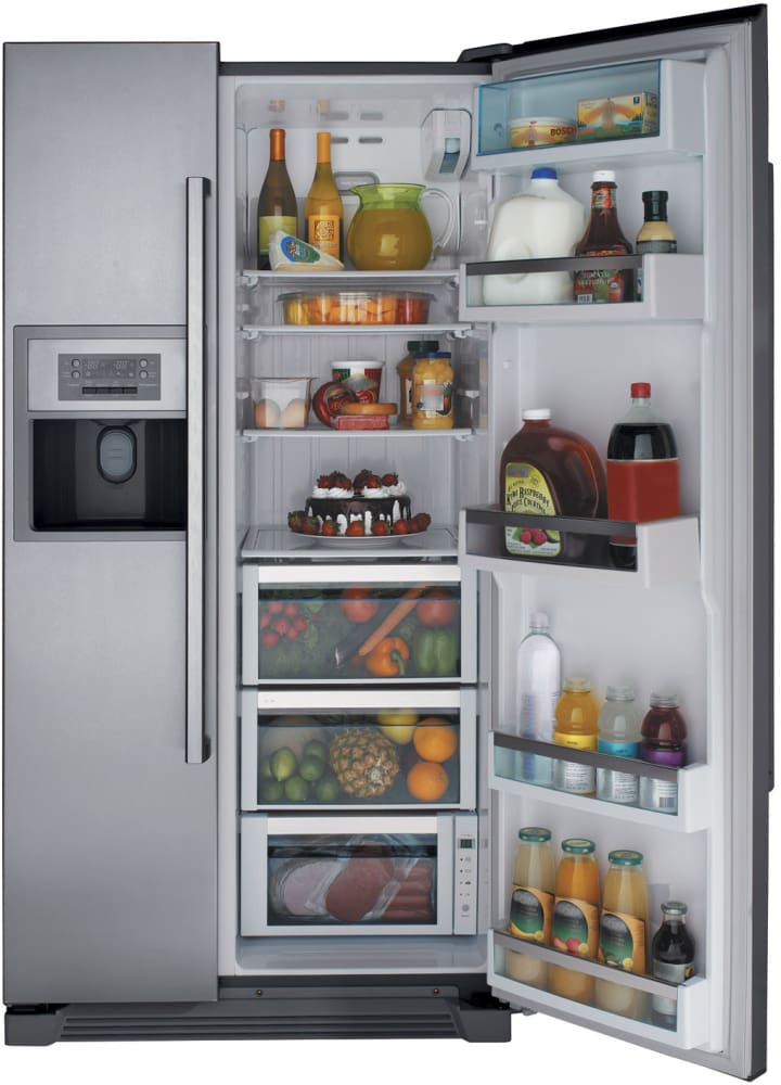 The Bosch Evolution 800 Side By Side Refrigerator Review