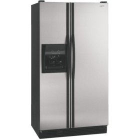 Whirlpool ED2GHEXNL Side by Side Refrigerator