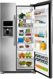 Frigidaire Side by Side Stainless Refrigerator FFSC2323LS