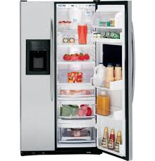 GE Side by Side Refrigerator PSC23SHTSS