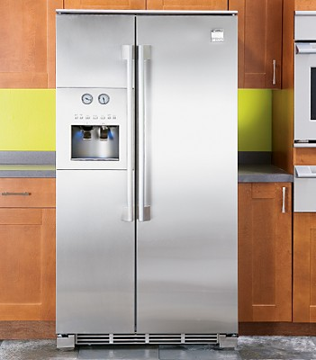 Kenmore 5533 Side By Side Refrigerator