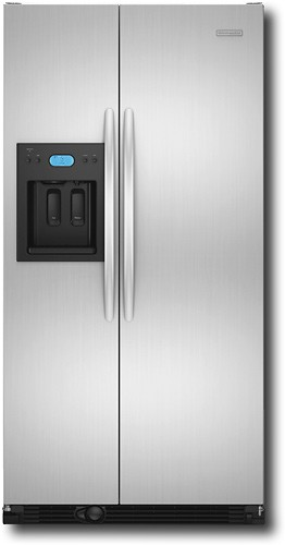 KitchenAid KSCS25FTSS Side by Side Refrigerator