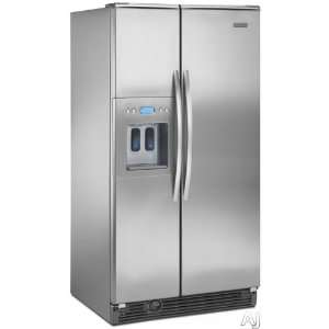 KitchenAid KSRS25RSMK Side by Side Refrigerator