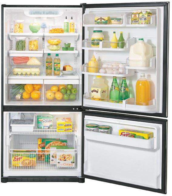 LG LBC22518ST Bottom Freezer Refrigerator