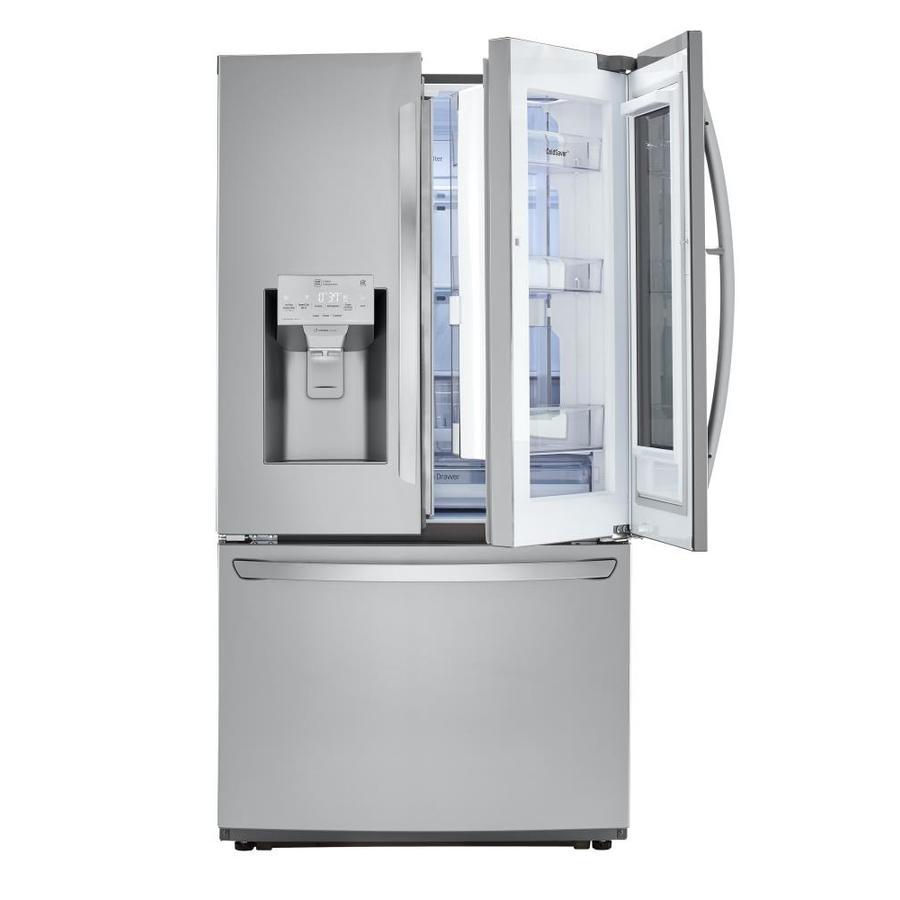 LG LFX31945ST Door in Door Refrigerator