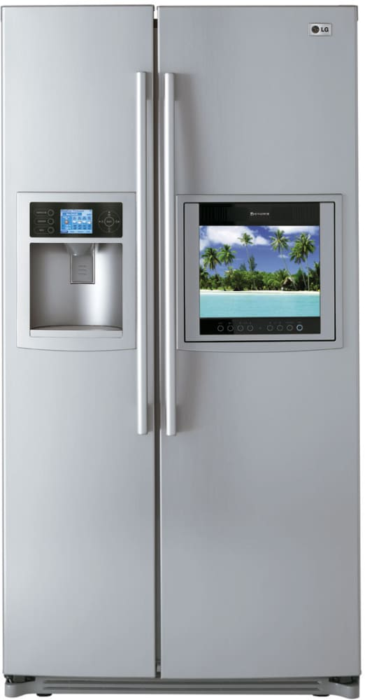 LG LSC27991TT Side by Side Refrigerator