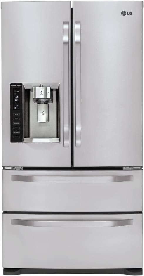 LG LSMX214ST French Door Refrigerator