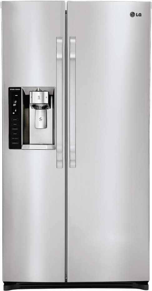 LG LSSC243ST Side by Side Refrigerator