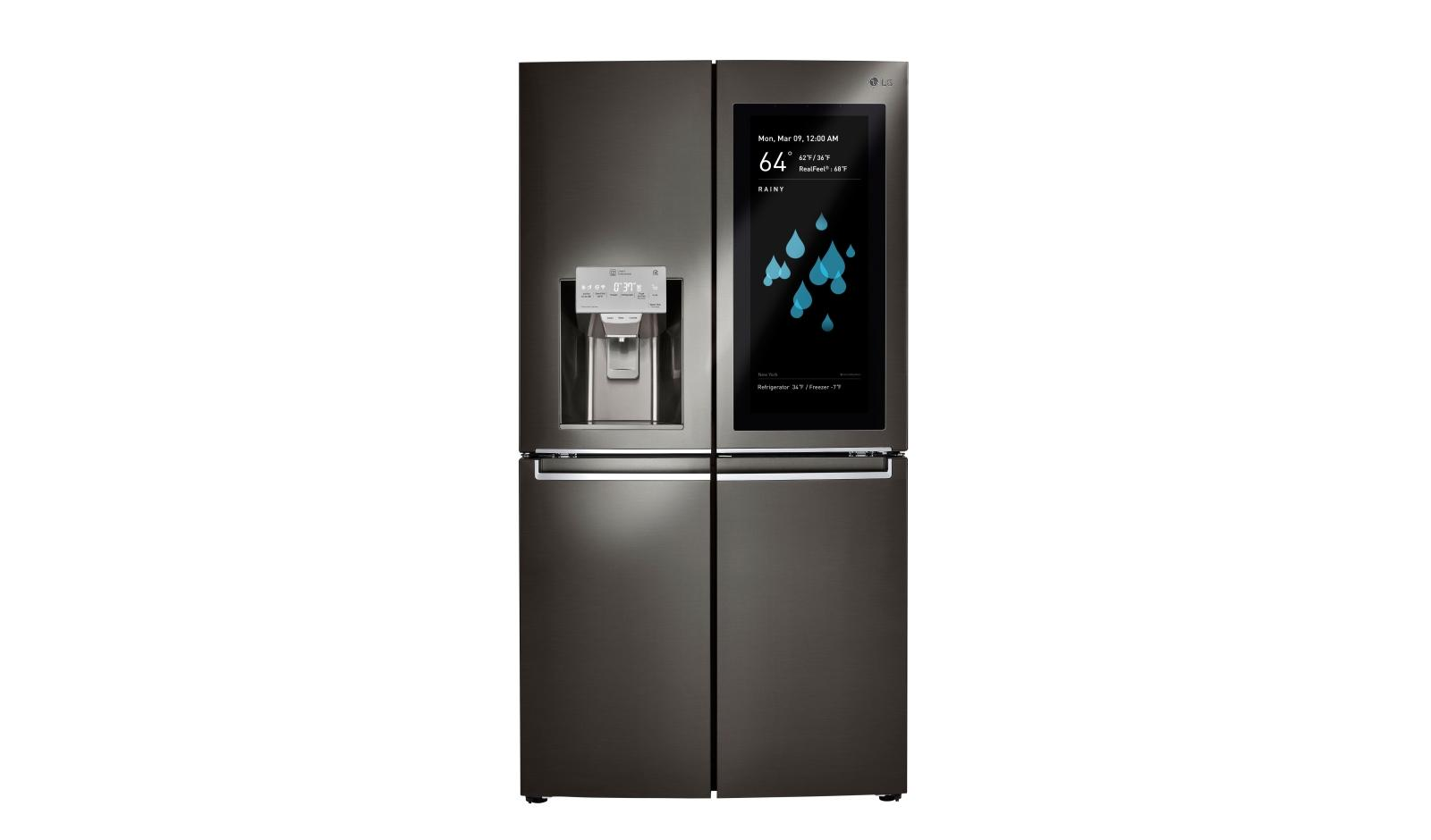 LG ThinQ Smart Refrigerator