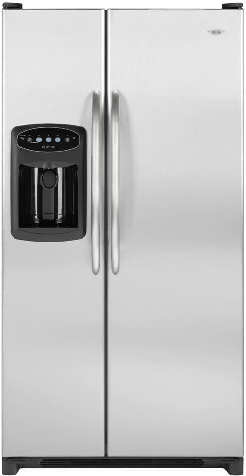 Maytag MSD2656KES Side by Side Refrigerator