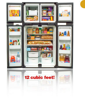 The Norcold Refrigerator The Ultimate Compact Refrigerator