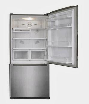 Samsung RB195ACPN Bottom Freezer Refrigerator