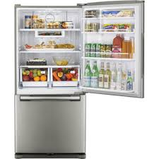 Samsung RB217ACRS Bottom Freezer Refrigerator