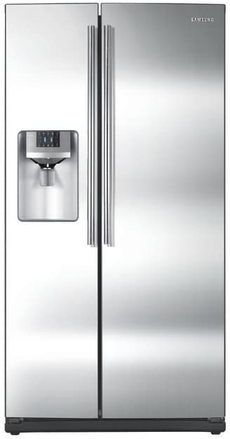 Samsung RS261MDRS Side by Side Refrigerator