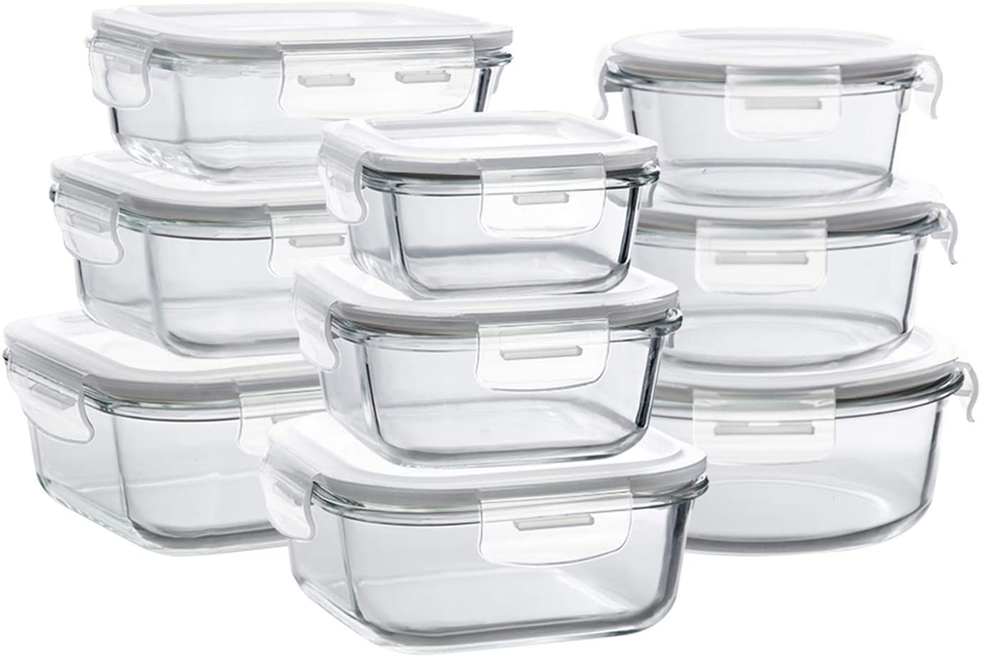 How To Keep Food Fresh - Glass Storage Containers