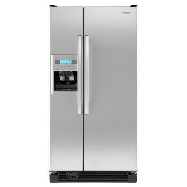 Whirlpool ED2KHAXVS Side by Side Refrigerator