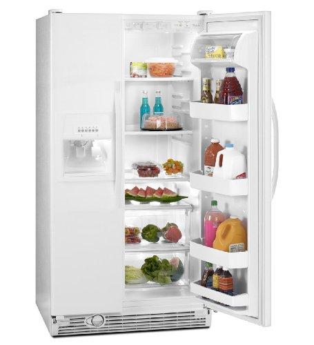 Whirlpool Side by Side Refrigerator ED5KVEXVL