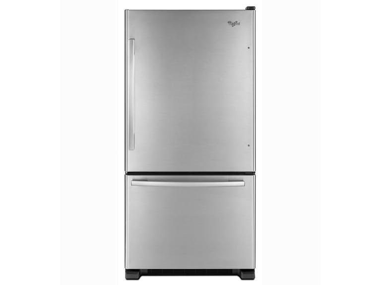 Whirlpool GB9FHDXWS Bottom Freezer Refrigerator
