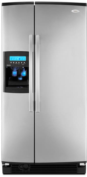Whirlpool Gold GS2KVAXVS Side by Side Refrigerator
