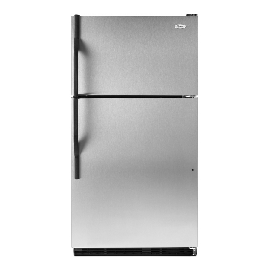 Whirlpool Top Freezer Refrigerator W1TXEMMWS