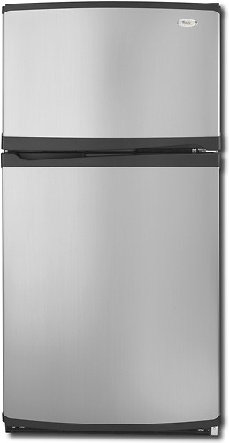 Whirlpool Top Freezer Refrigerator W2RXEMMWS