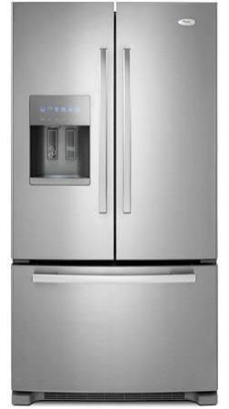 Whirlpool GI6FDRXXY French Door Refrigerator