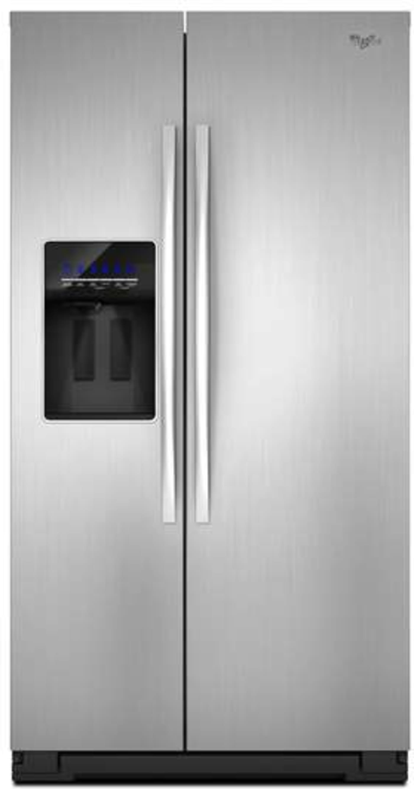 Whirlpool Gold GSF26C4EXY Side by Side Refrigerator