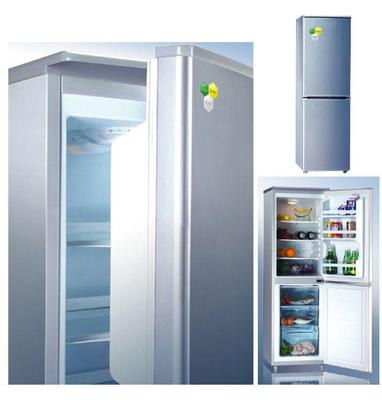 Small Solar Powered Fridge and Freezer
