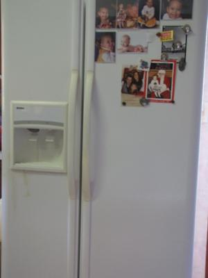 My Kenmore Refrigerator may look great but it's nothing but trouble