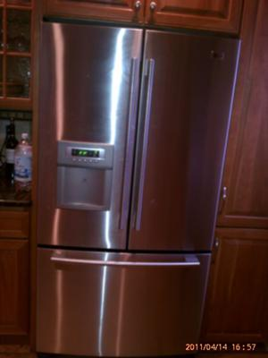 Lg French Door Bottom Freezer Counter Depth Refrigerator