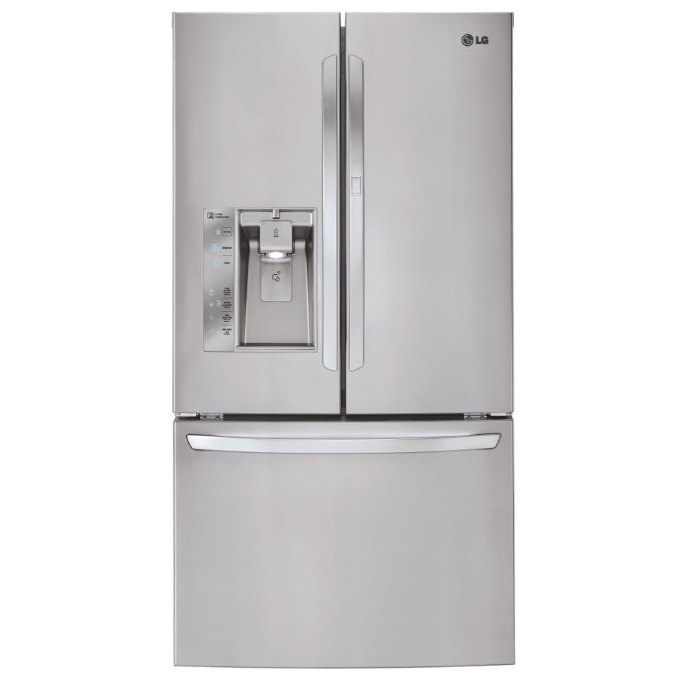 LG LFXS32766s Door in Door French Door Refrigerator
