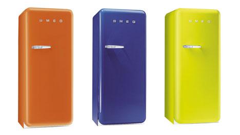 Smeg Vintage Refrigerator Models