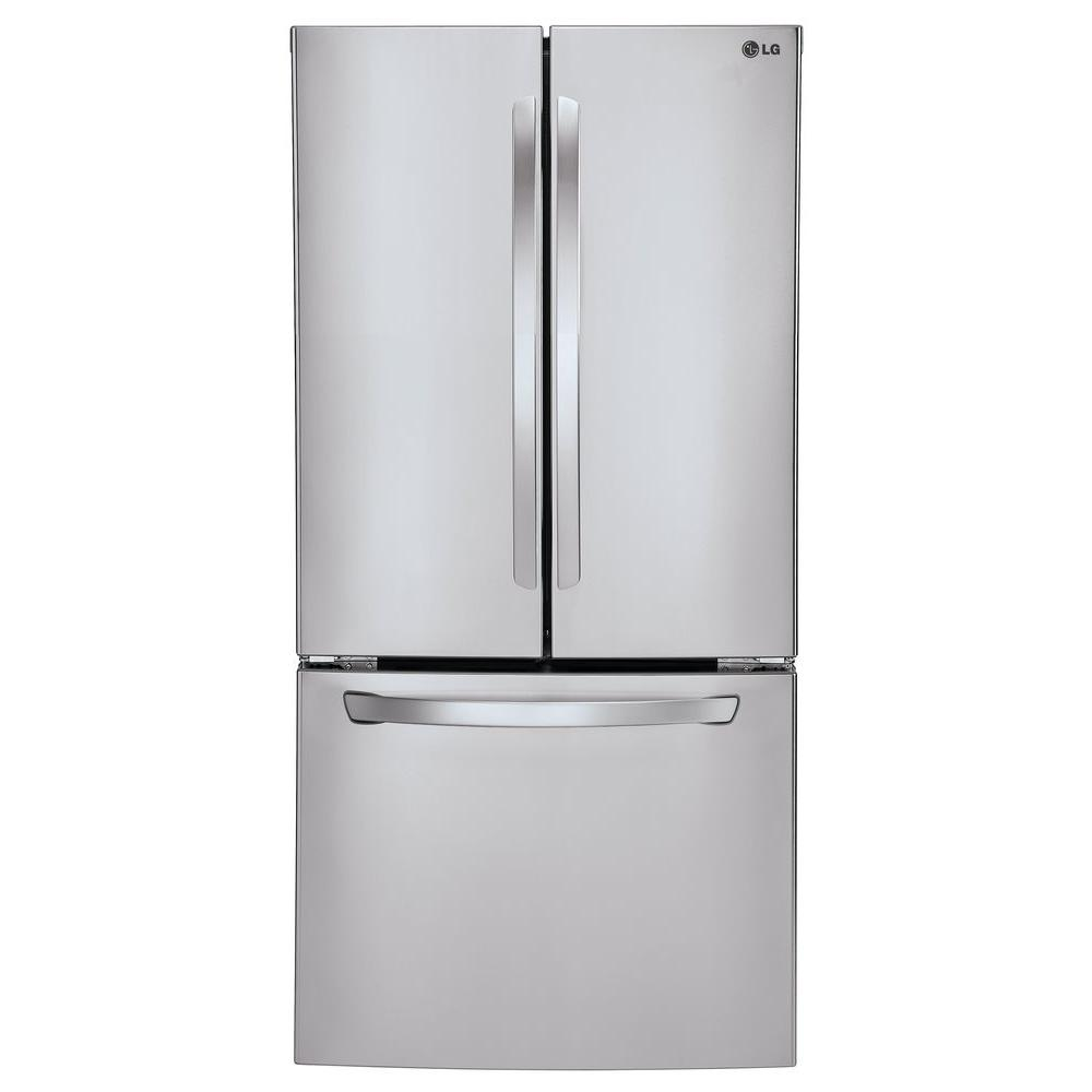 For Just Under $1,600.00, You Are Able To Get Stainless Steel French Door  Refrigerator With Many Great Features.