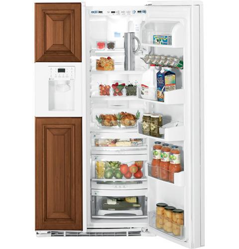 GE PSI23NGWWV Side by Side Refrigerator