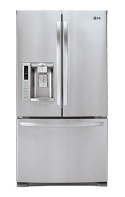 LG French Door Refrigerator LFX2898