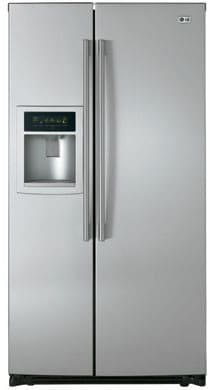LG LSC27950SW Side by Side Refrigerator