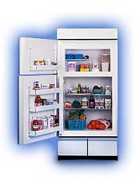 Sun Frost R16 Energy StarRefrigerator