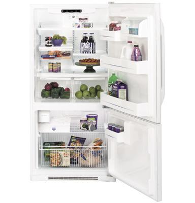GE Bottom Freezer 22
